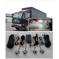 OEM 360 ° Around  View  Lorry Cameras System monitor  With 4 channel HD DVR, Univeral Model, 4-way DVR Manufactures