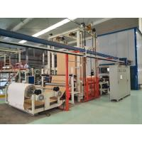Quality Frequency Control PVC Carpet Backing Machine Conduction Oil Heating Mode for sale