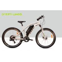"""China 7 Speed Electric Mountain Bikes 36V 350W 27.5"""" Aluminum Frame Samsung Battery on sale"""
