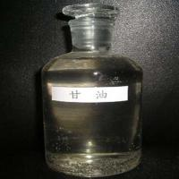Glycerine CAS 56-81-5 Pharmaceutical Raw Materials 99.7% Cosmetic Grade Glycerine Manufactures