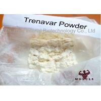 Safest Strongest Legal Prohormone For Mass , Trendione / Trenavar Powder CAS No 4642-95-9 Manufactures