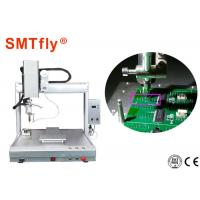 0.02mm Precision PCB Robotic Soldering Machine For Welding Circuit Board SMTfly-411 Manufactures