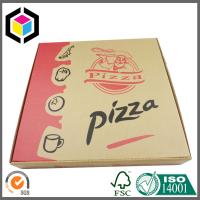 Folding Corrugated Paper Cardboard Food Grade Pizza Packaging Box Manufactures