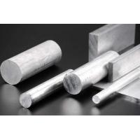 China Solid 7075 Round / Hexagonal Extruded Aluminum Bar Aerospace Use High Strength on sale
