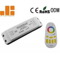 Full Touch 2.4GHz RGB LED Strip Controller With RF Remote L150*W43*H35mm Manufactures