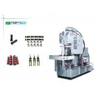 High Rigidity 210 Ton Horizontal Injection Moulding Machine With Servo Motor Closed Loop Control Manufactures