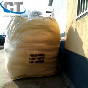 Quality silica quartz sio2 98 sibelite m3000 cristobalite Silicone rubber industry for sale