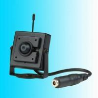 China 2.4G MINI WIRELESS CCD CAMERA KIT on sale