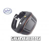 China UVI Personal GPS Wrist Watch Tracker With SOS For Kid / Elder on sale