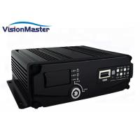 China Two SD Card 4 Channel Car DVR Recorder AHD 1080P DMS PAL/NTSC TV System With GPS 4G on sale