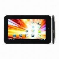 Tablet PC with Google's Android 4.0 Operating System, 7-inch Capacitive Touch Manufactures