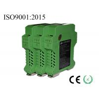 1-in-2-out isolated transmitter ------4-20mA/0~5V/0~10V signal isolated transmitter Manufactures