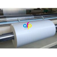 Custom Holographic Pet Film , Excellent Laser Designs Plastic Packaging Film Manufactures