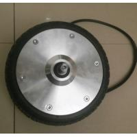 China 6 inch BLDC brushless electric wheel hub motor for electric scooter on sale