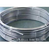 6.35 X 0.889mm Stainless Steel Herms Coil AISI 304 Round Metal Pipe Coil Manufactures