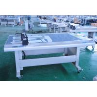 Quality Label CUtting Plotting Sample Making Production Cutter Machine for sale