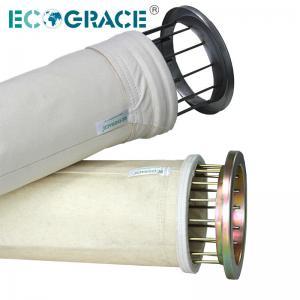 China Asphalt Mixing Plant Filter Nomex Filter Bag Aramid Needle Felt on sale