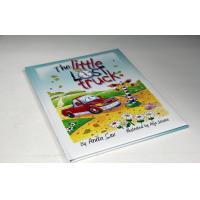 China Hardcover English Full Color glossy Brochure Printing , Book Printing Services on sale