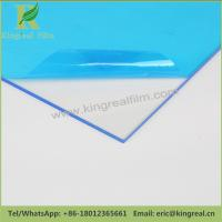 Quality Blue 0.03mm-0.20mm Thickness PE Adhesive Protective Film for Acrylic Sheet for sale