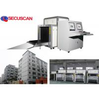 Popular Economic x-ray Baggage Scanner High Speed with Power Saving Manufactures