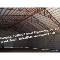 Chinese Design And Building For Structural Steel Barn With Light Steel And High Strength Material Manufactures