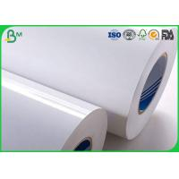 Jumbo Roll High Glossy Art Paper 180gsm 200gsm 220gsm For Magazines Printing Manufactures
