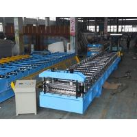 Automatic Corrugated Roof Tile Roll Forming Machine Manufactures