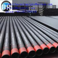 "API 5 CT seamless oil 7 5/8""/ 7 3/4"" / 8 5/8""/ 9 5/8"" oilfield K55/ J55/ N80 /P110 casing pipe,ENDS EUE API 5CT N80 LTC Manufactures"