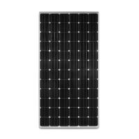Black Sheet Monocrystalline Solar Cells 300W 36V UV Protection With TUV Proved Manufactures