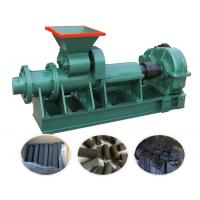 Biomass charcoal powder stick extruder briquette machine Manufactures