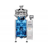 Combined Linear Weigher Packing Machine , Multihead Weighing Machine For Granules Manufactures