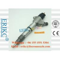 China ERIKC Original 0445120169 diesel Bosch injectors 0 445 120 169 Fuel Injection Pump injector 612600080611 for WEICHAI on sale