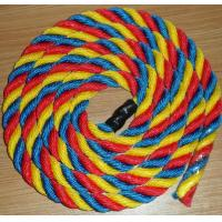 Playground Color Climbing Net Making Polypropylene Rope-12mm Rope Manufactures