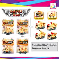 Promotional gift car for candy with different shape candy Manufactures