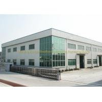 Heavy Type Multi Floor Building Pre Engineered Metal Buildings Construction Manufactures