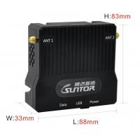 China 15-20KM 1.4GHz OFDM Drone Video Transmitter And Receiver UAV Wireless DC 9~13V on sale