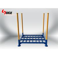 Quality Customized Stackable Post Pallet Rack Steel Stillages Warehouse Storage for sale