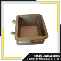 High Precision Copper / Bronze Sand Casting OEM With CNC Machining Sample Available Manufactures