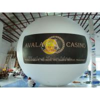 Quality Round Giant Advertising Balloon for sale