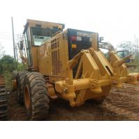 140k CAT used motor grader for sale Manufactures