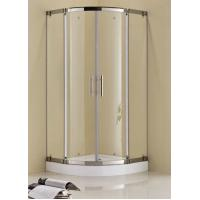 Quadrant Shower Enclosure Stainless Steel Frame XH-8805 Manufactures