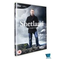 2018 hot sell Shetland Season 4 Region 2 UK DVD movies region 2 Adult movies Tv series Tv show free shipping Manufactures