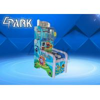 China Electronic Cabinet Cannon Paradise Shooting Simulator Game Machine For 1 - 6 Player amusement game machine on sale