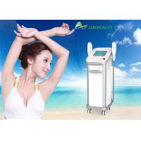 Skin Rejuvenation Professional Hair Removal Machine With 0 - 30℃ Crystal Temperature Manufactures