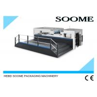 Computerized Flat Die Cutting Machine Steel Material With 7500 S/H  Speed Manufactures