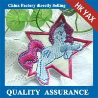 china factory embroidery textile patches,iron on textile embroidery patches,china wholesale textile embroidery patches Manufactures