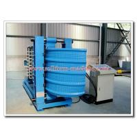 China Crimped Steel & Aluminium Roofing Sheet Making Machine with Various Curved Anagles on sale