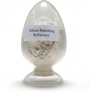 China Core Induction Furnace Refractory Quartz Ramming Mass on sale
