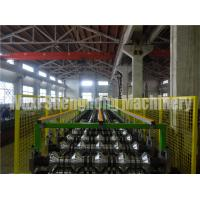 China 950 - 1000mm Width PU Sandwich Panel Production Line  With 150 - 200 Bar Foaming Pressure on sale