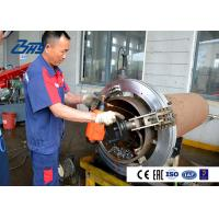 China Split Frame Structure Steel Pipe Beveling Machine Out Mounted One Year Warranty on sale